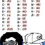 Humor - Escreva seu nome em ninja