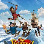 Cinema - Filme: Piratas Pirados! (The Pirates! In an Adventure with Scientists)