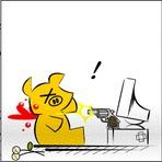 Humor - Porcpig: #0283 - Nightmare