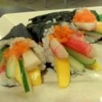 Culinária - Temaki vira sucesso no Brasil