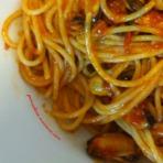Culinária - Spaghetti con le cozze
