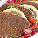 Culinária - bife de panela