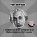 Humor - Albert Einstein o troller escondido….