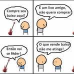 Humor - Vendedor de Baixos