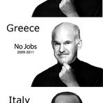 Humor - OS JOBS E SEUS PAÍSES