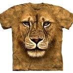 Design - Vida selvagem em camisetas com estampas hiper-realistas