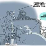 Humor - O acordar de Dilma..