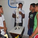 Educação - Workshop de Biologia no Centro de Ensino Alfredo Duailibe