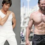 Saúde - Transformações de atores - Dieta ou anabolizantes ?   Por: Mauro César