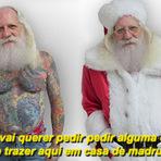 Humor - Como fazer seu filho não pedir nada pro Papai Noel?