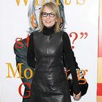 Diane Keaton declara amor por Woody Allen e Al Pacino