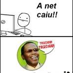 Humor - A internet caiu