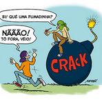 Humor - Falando nisso...Crack não!