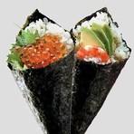 Culinária - Receita de temaki