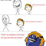 Humor - Memes tirinhas