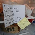 Humor - Troll ladrão de almoço
