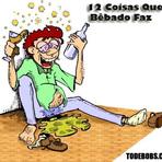 Humor - 12 coisas que o bêbado faz