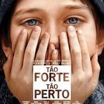 Cinema - TÃO FORTE E TÃO PERTO   DRAMA GANHA PÔSTER NACIONAL