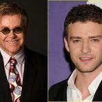 Cinema - Justin Timberlake poderá ser Elton John nas telonas