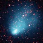 Espaço - Telescópio descobre El Gordo, o maior objeto no espaço