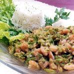 Culinária - Abobrinha à Chinesa com Camarão - Dica de receita prática, rápida, leve e deliciosa para o verão