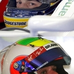 Fórmula 1 - Bruno Senna tira Barrichello da Williams