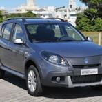 Novo Renault Sandero 2013