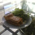 Culinária - Receita de empada galega
