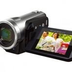 Ofertas - Oferta de hoje: Filmadora Hand Cam HD VC107 Platinum Preto e Prata – New Link