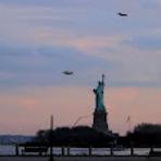 Curiosidades - Gente voadora em Nova Iorque...
