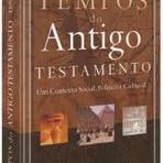 Livros - Tempos do Antigo Testamento - Livraria Evangélica Online.