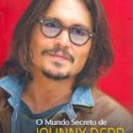 Livros - Biografia de Johnny Depp é lançada no Brasil