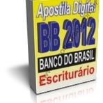 Livros - APOSTILA PARA O CONCURSO BANCO DO BRASIL 2012