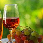 Culinária - Saiba de onde vem a cor do vinho Rosé