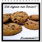 Culinária - Receita de Cookies Americanos