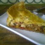 Culinária - Torta de Champignon