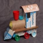 Arte & Cultura - Como Fazer Brinquedos Reciclados
