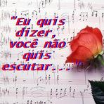 Música - Romance no Rock !