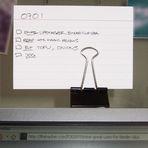 Ótimas ideias para se fazer com clips