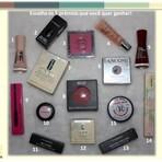 Promoções - Sorteio de Maquiagem e Esmaltes – Tudo Top – Escolha o que você quer ganhar!