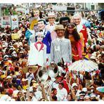 Carnaval - A maior festa popular brasileira.
