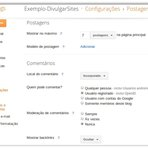 Como instalar e configurar o Intensedebate no Blogger