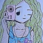 Pintura - Minha caricatura