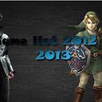 Game List 2012 e 2013