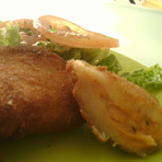 Culinária - Rissóis de camarão