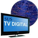 A TV digital permitirá buscar empregos e até agendar consultas no SUS