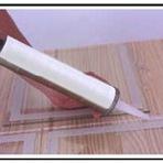 Entretenimento - Como tirar cola silicone de vidro