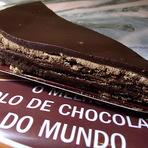 Culinária - Bolo de Chocolate?