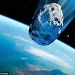 Espaço - O Asteróide DA14 passará pertinho da Terra