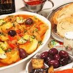 Culinária - Receita deliciosa: Bacalhau ao forno